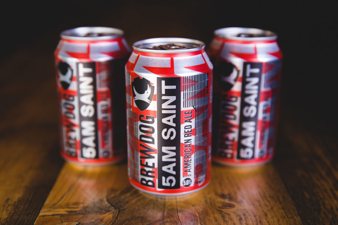 5AM SAINT IN CANS – OUT NOW