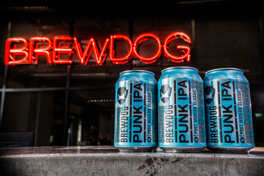 BrewDog launches recruitment drive in the UK as sales increase by 93%
