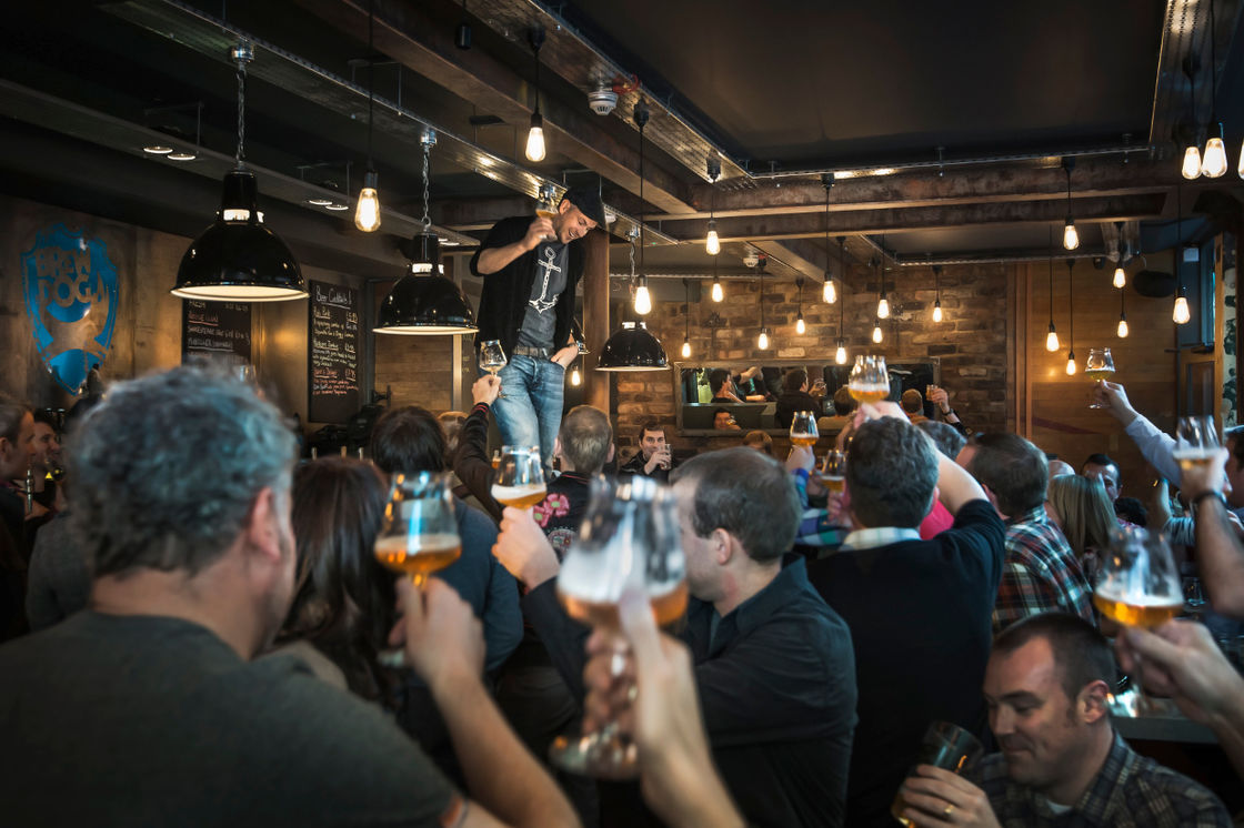 EQUITY FOR PUNKS Q&A TOUR WITH JAMES WATT
