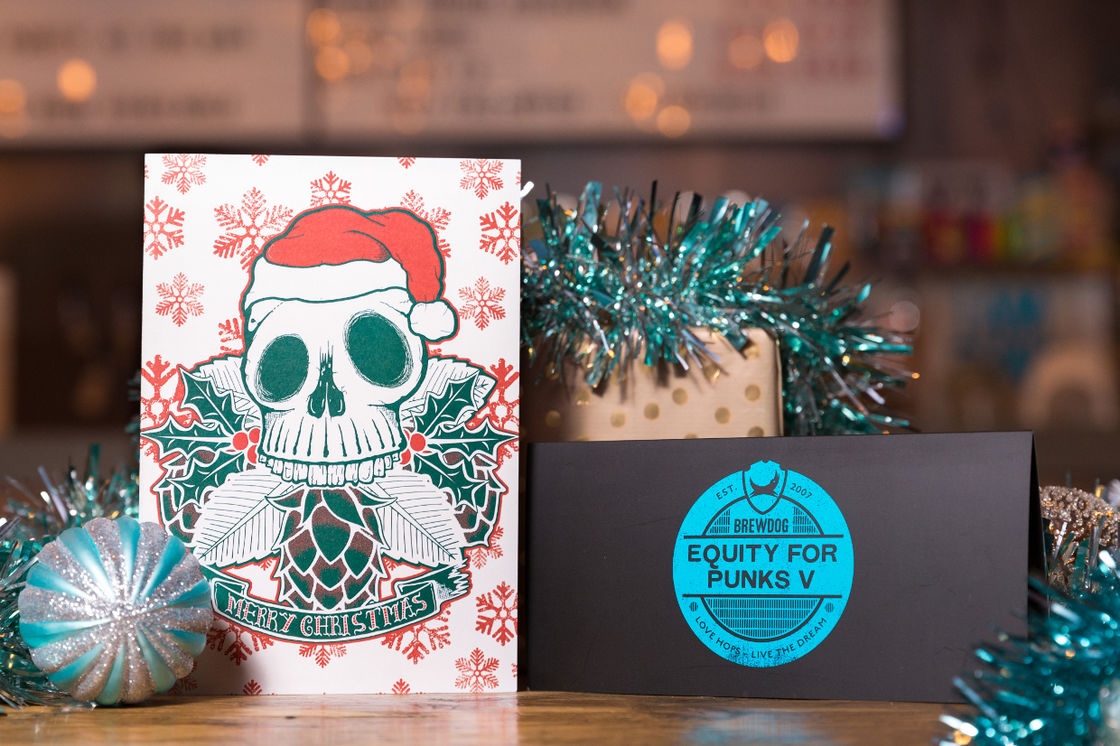 FESTIVE GIFTS FROM BREWDOG