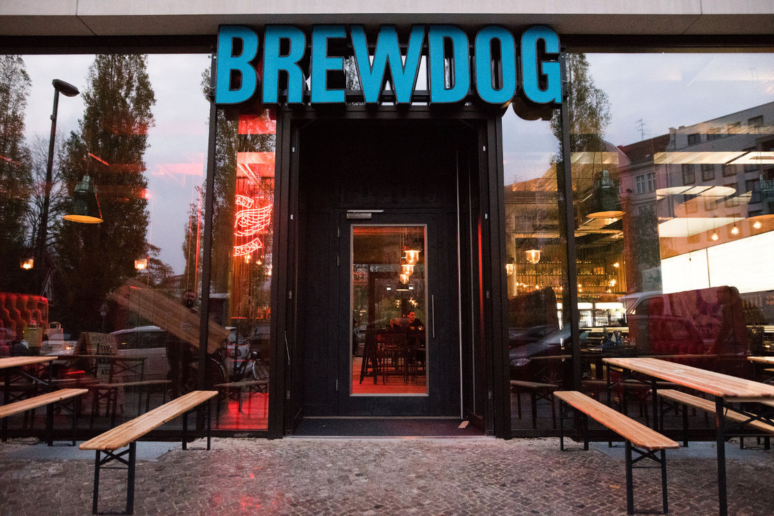 BREWDOG BARS IN 2018