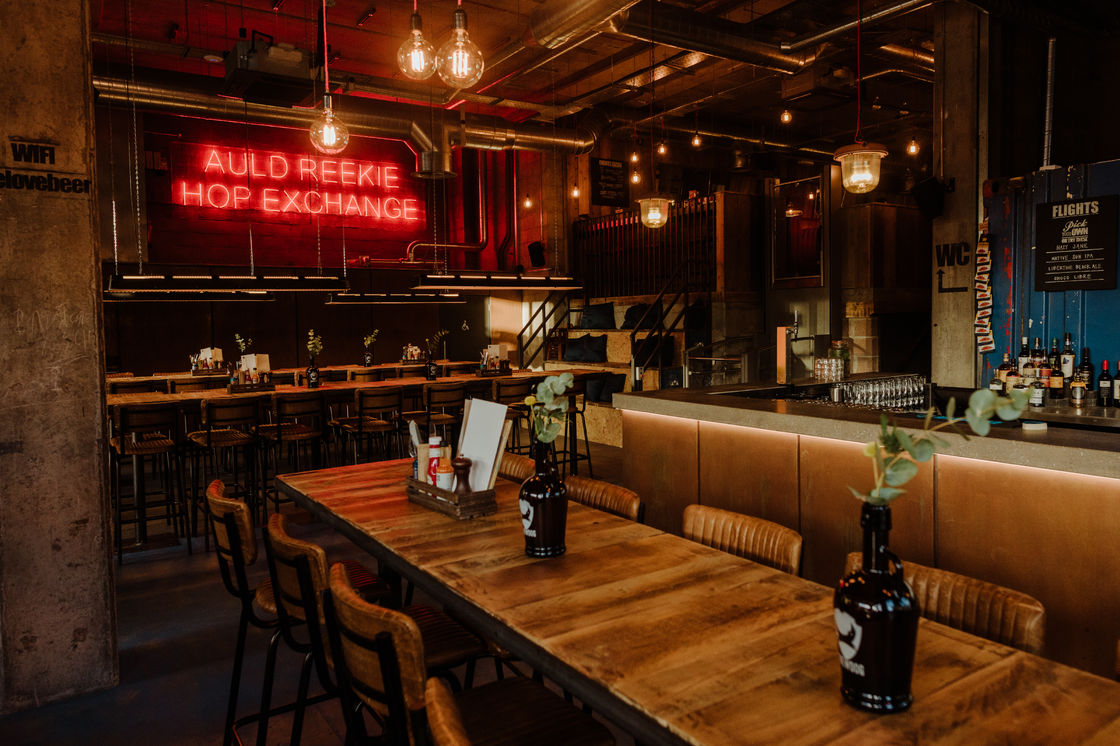 Two Dog Town: BrewDog opens second bar in Edinburgh with a chance to win a year's supply of beer for its first 100 visitors