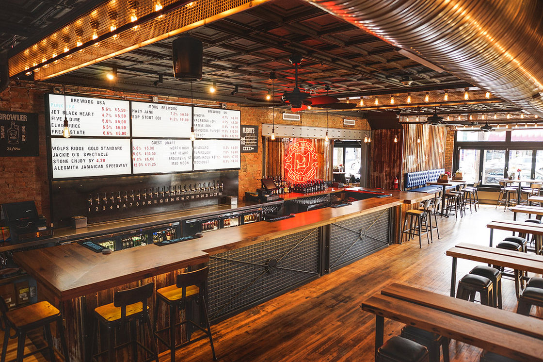 Shaking Up the Short North: BrewDog Opens First Standalone U.S. Bar on Columbus' High Street