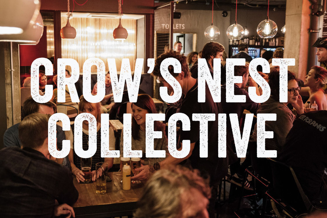 JOIN THE CROW'S NEST COLLECTIVE