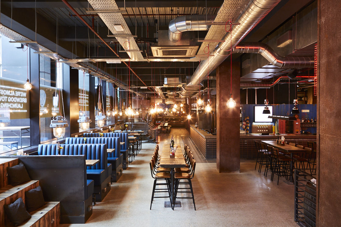 BREWDOG OUTPOST TOWER HILL IS OPEN