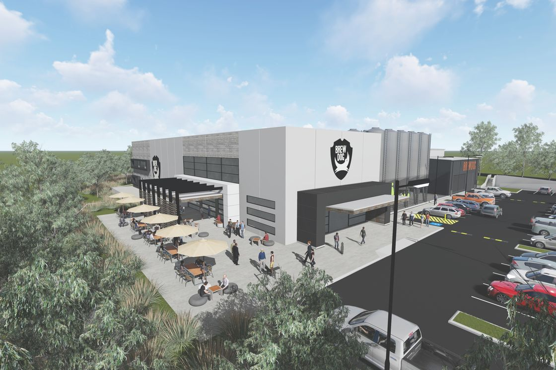 Are you ready Brisbane? BrewDog announces construction to start on its Australian brewery in Murarrie.