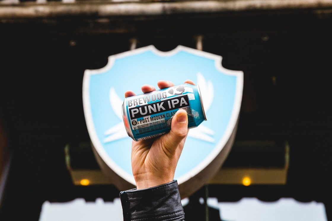 Craft Invasion: BrewDog declares Manchester a 'Punk State' with beer drop-offs and a city centre 'roadblock'