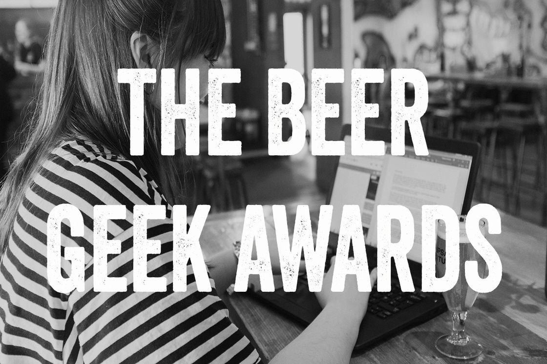 BEER GEEK AWARDS CEREMONY TICKETS!