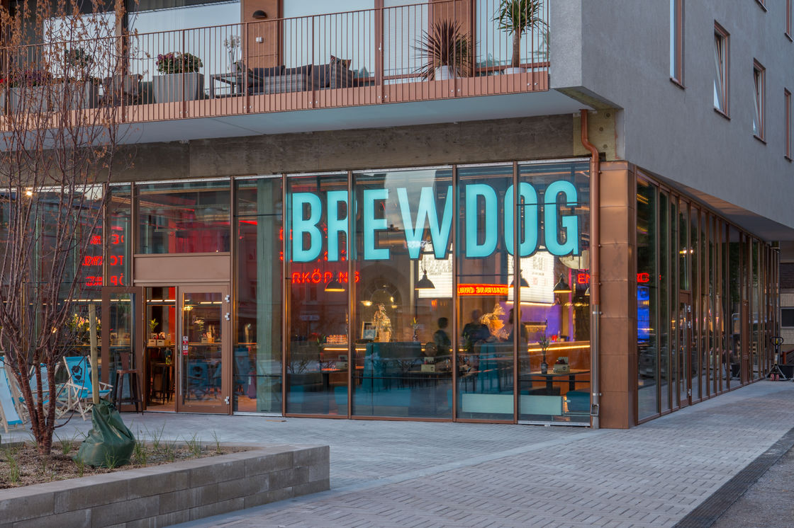 Take Five: BrewDog keeps the craft beer revolution going with its fifth Swedish bar, located in in Norrköping