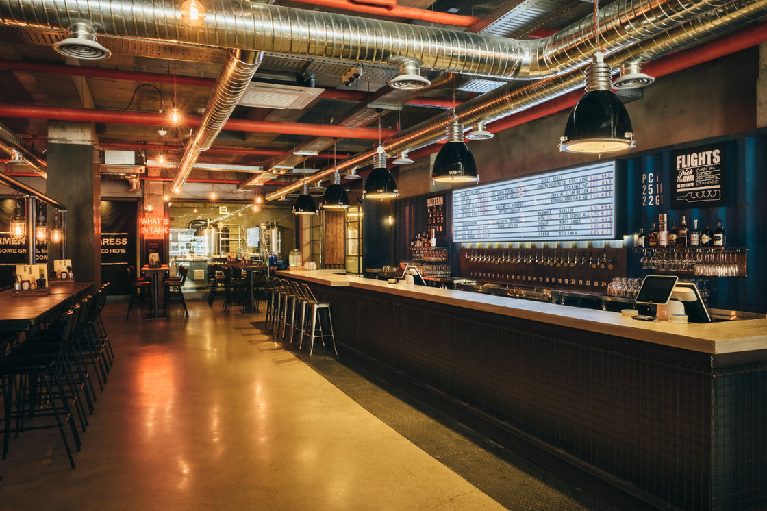 COMING SOON: BREWDOG OUTPOST ITAEWON