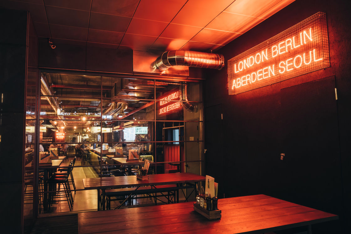 BREWDOG OUTPOST ITAEWON IS HERE