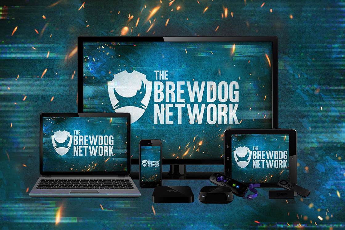 The Revolution will be televised with the launch of The BrewDog Network
