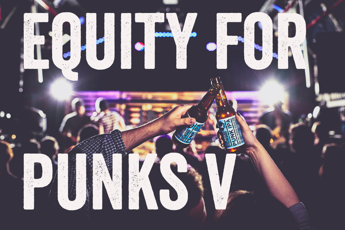EQUITY FOR PUNKS V – FOUR WEEKS LEFT TO INVEST!