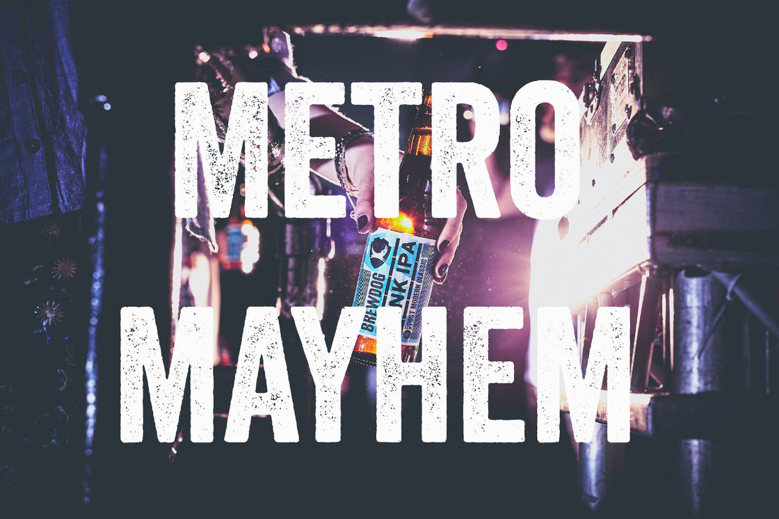 METRO MAYHEM SURVIVAL GUIDE!