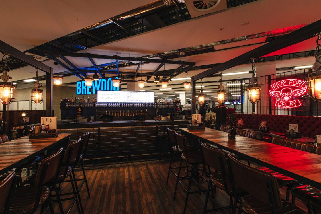 Brewdog Uk Scottish Craft Beer Company Top Adult Pants Xl Isi 10 Edinburgh Airport Has Landed