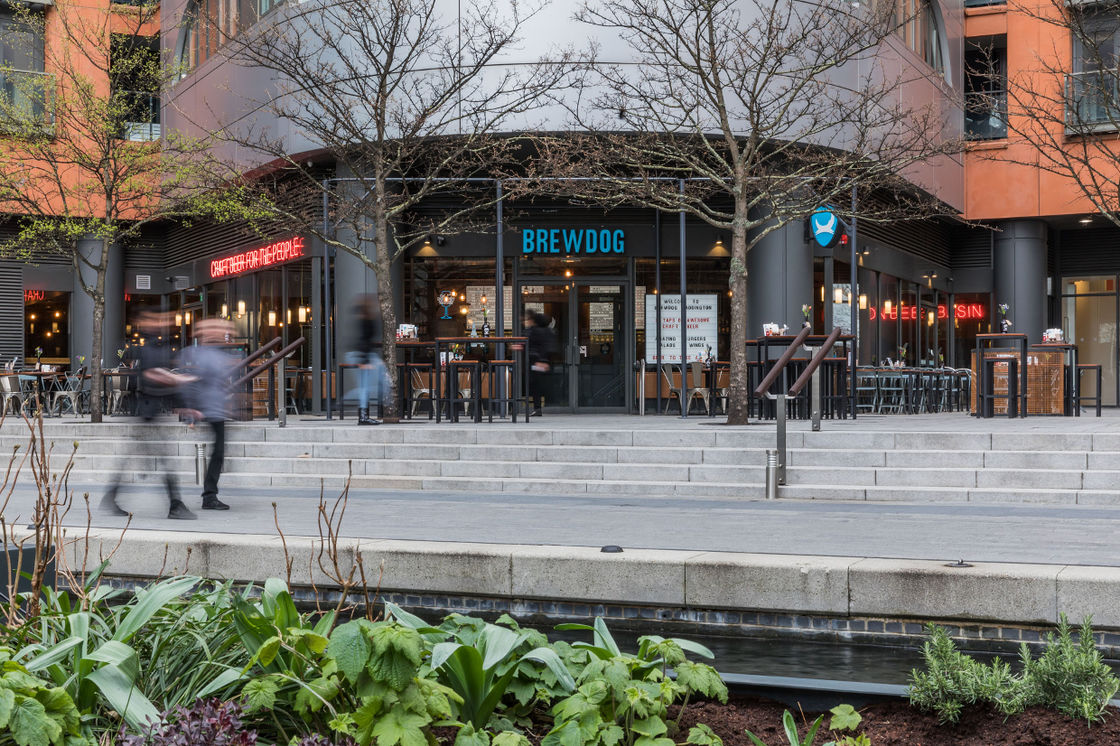 BREWDOG PADDINGTON IS HERE