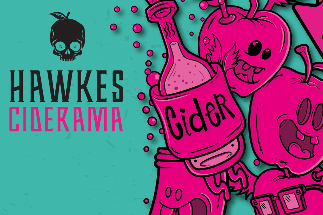 CIDERAMA - LONDON'S CRAFT CIDER FESTIVAL