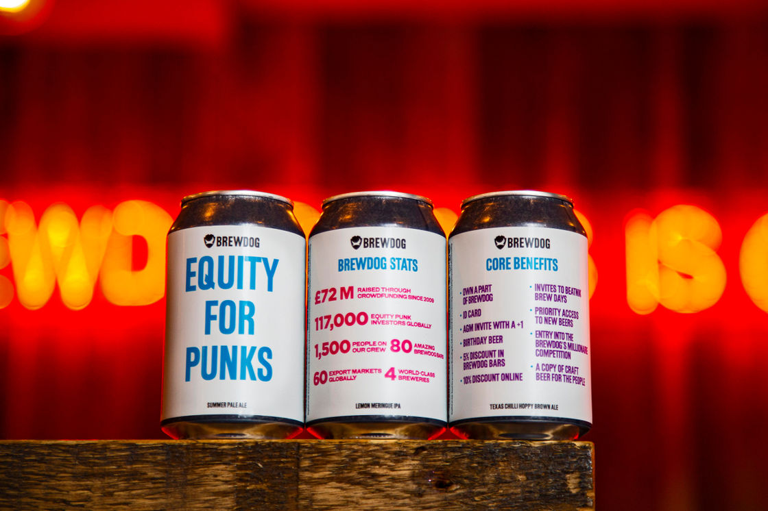 EQUITY FOR PUNKS VS FANZINE