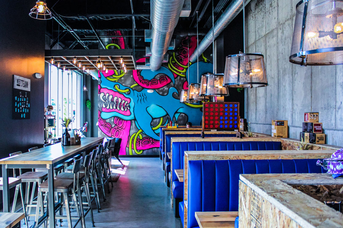 BrewDog Indy Official Opening