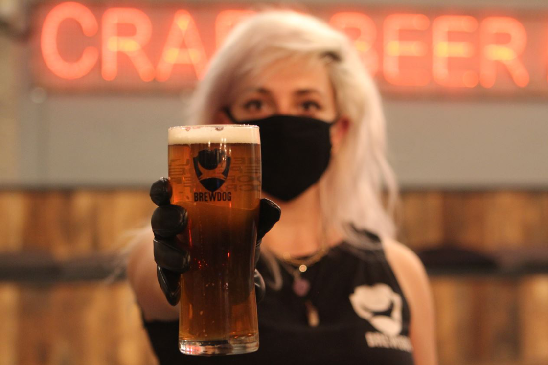 LOOKING AHEAD FOR BREWDOG BARS