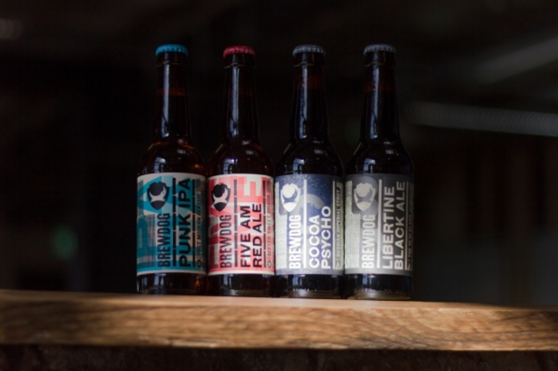BrewDog and the World Beer Awards