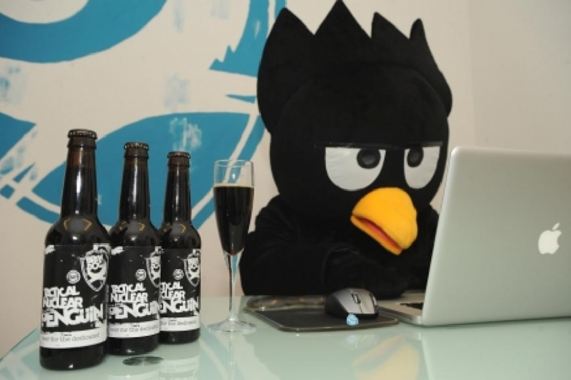 Caption Competition 7: Tactical Nuclear Penguin