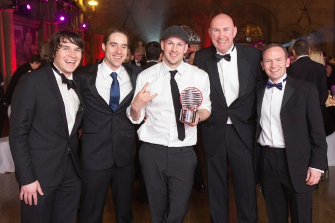 Double awards whammy for BrewDog