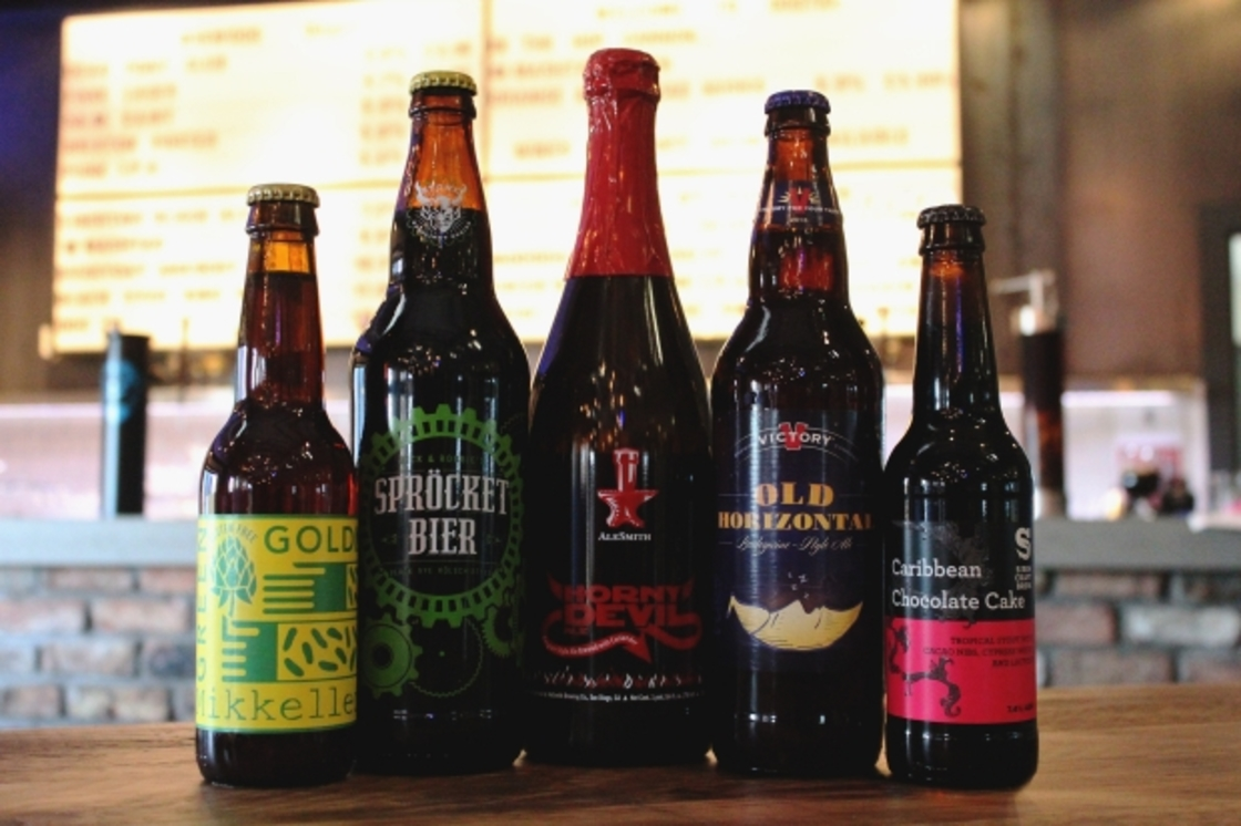 Take Five - New Guest Beers!