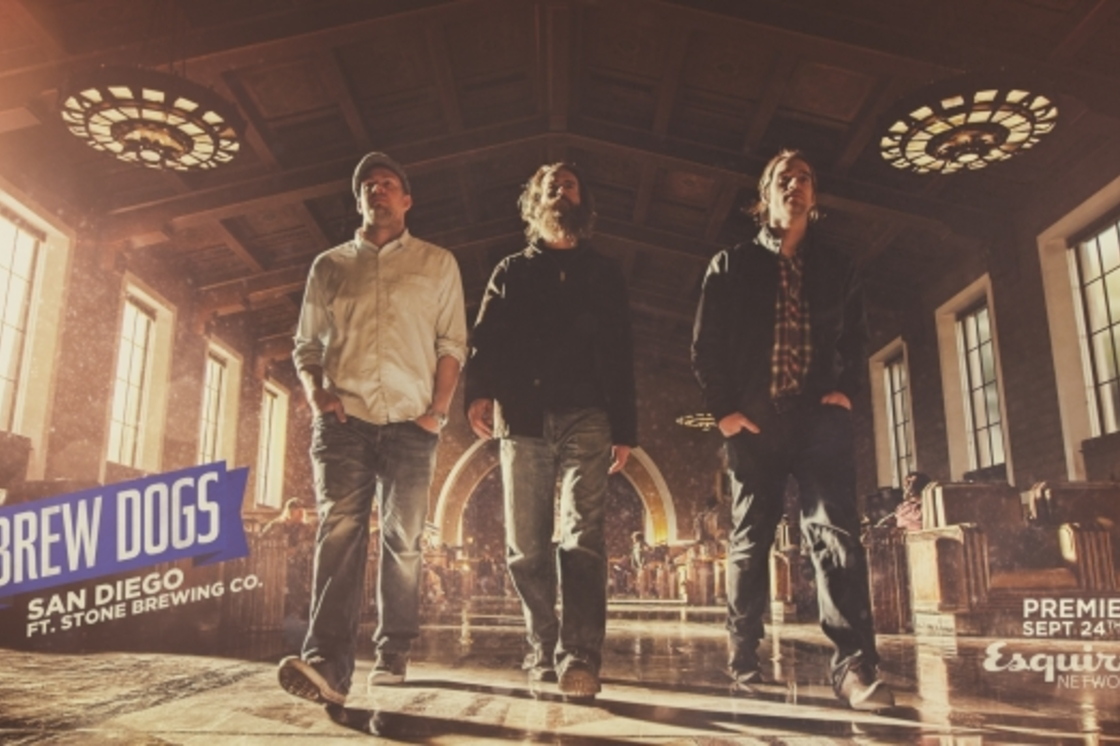 BrewDogs the TV show premieres today in America!