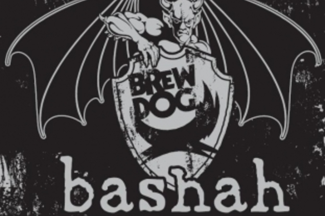 Behold the bashah label
