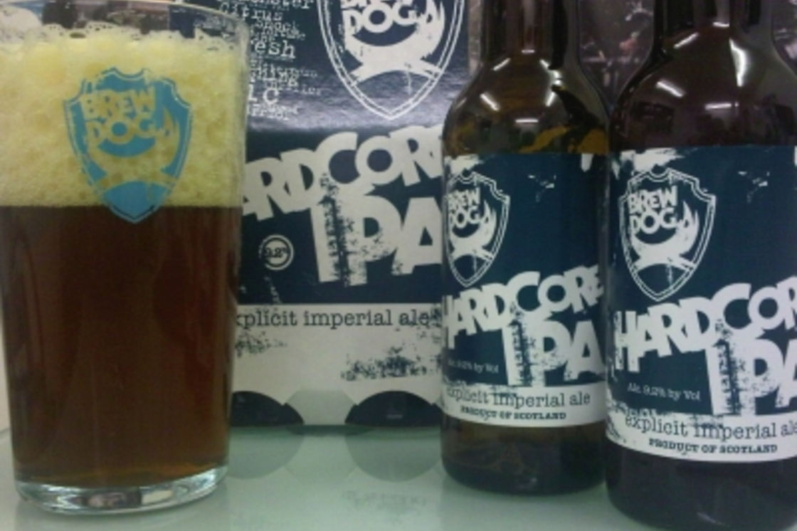 New Hardcore IPA released!