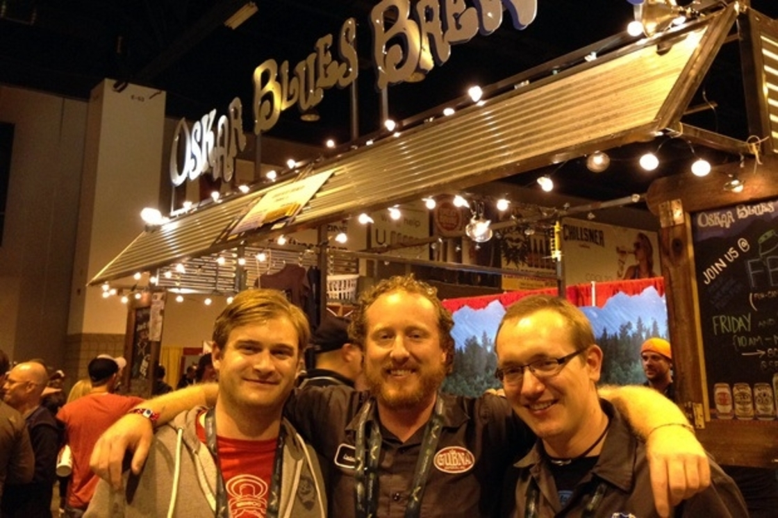 BrewDog at the Great American Beer Festival