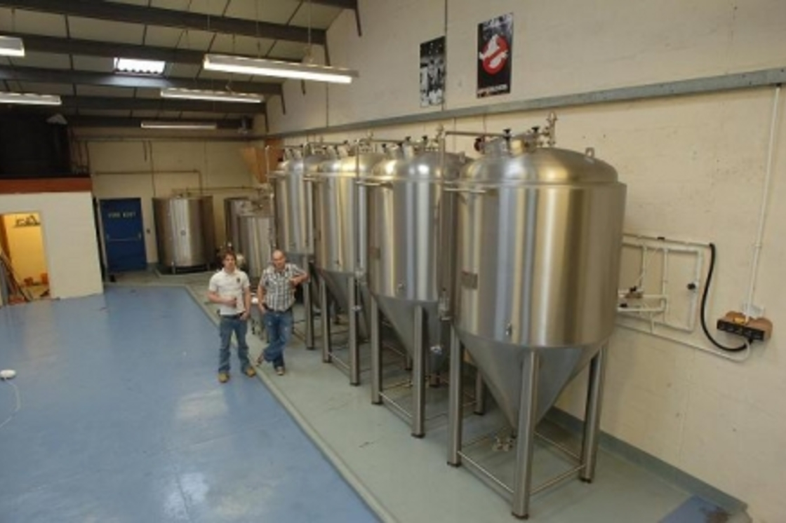 Wanna start a Brewery? Sure, why not.