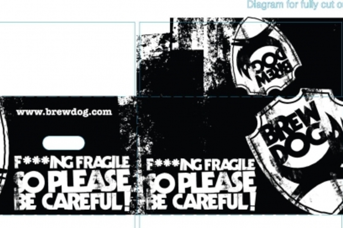 F***ing Fragile. So Please be careful!