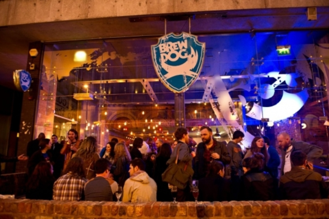 AB:10 draft launch & BrewDog Edinburgh