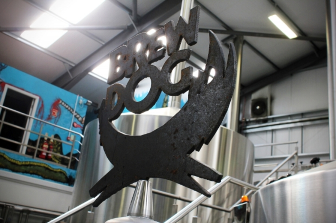 BrewDog HQ - All Systems Go!