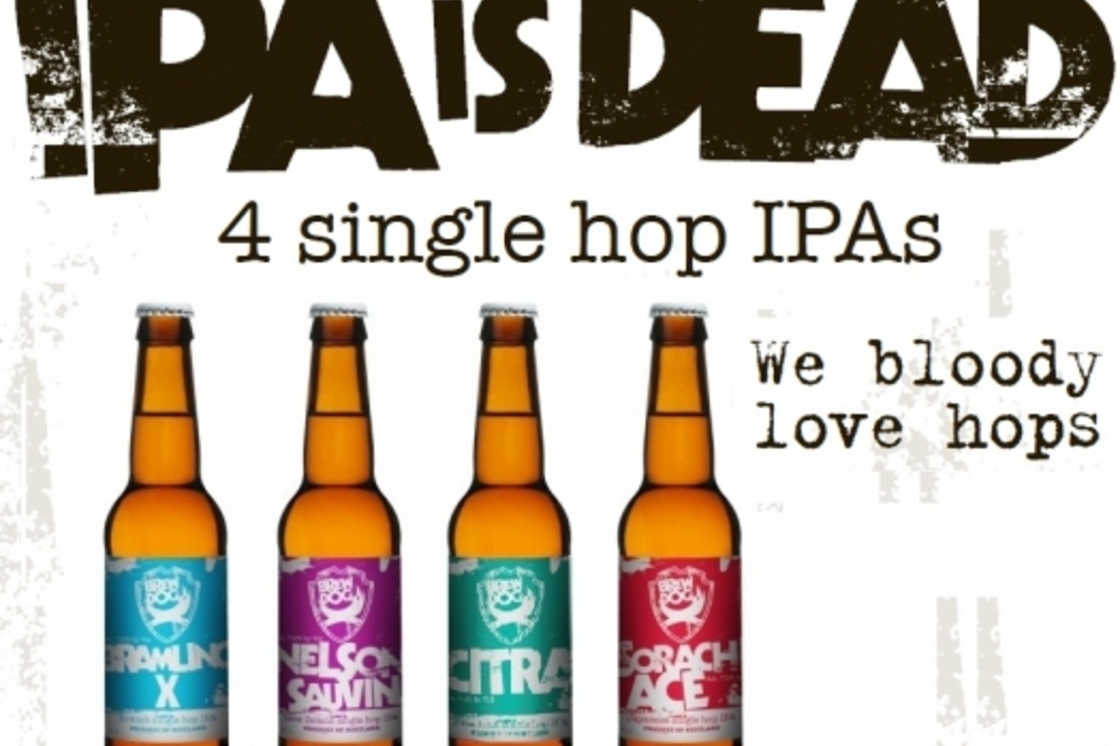 IPA is Dead on sale now