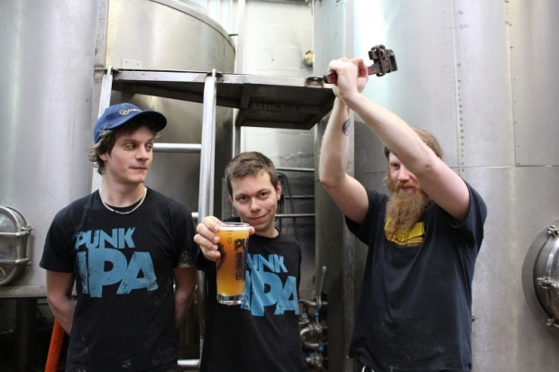 Hiding in Tanks: An update on some limited release beers