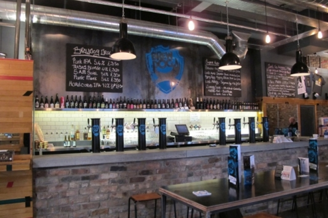 BrewDog Edinburgh to officially open on 22nd March