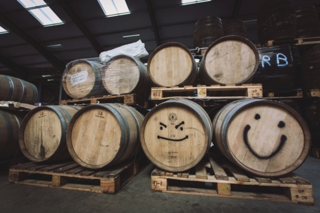 Patience is a virtue; our experiments with barrel ageing