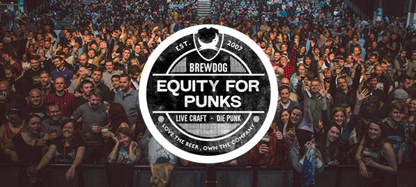 Equity For Punks is now closed!