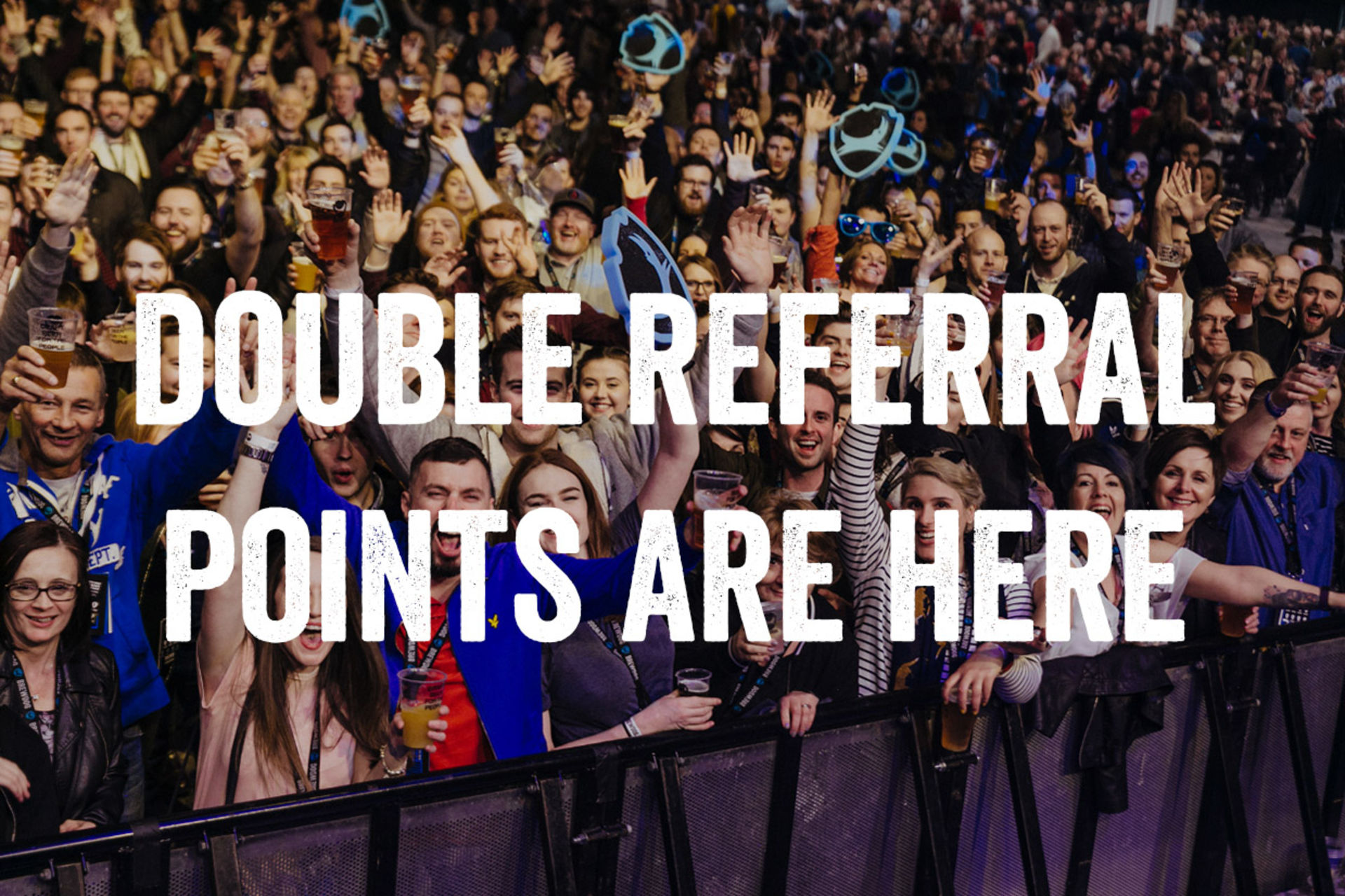 EQUITY FOR PUNKS DOUBLE REFERRAL POINTS!