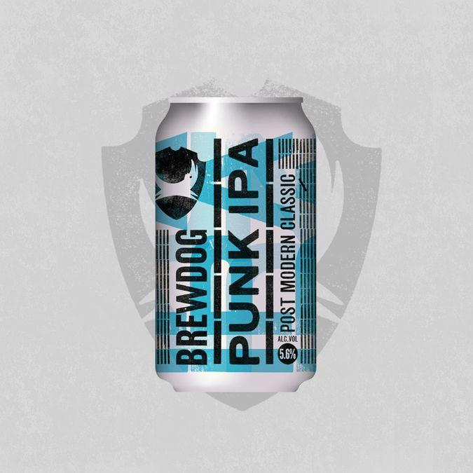 Punk IPA Cans
