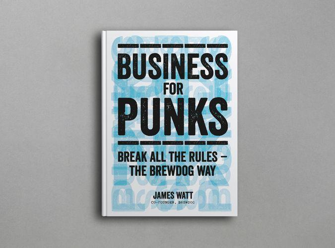 Business For Punks Hardback Brewdog Sale Brewdog