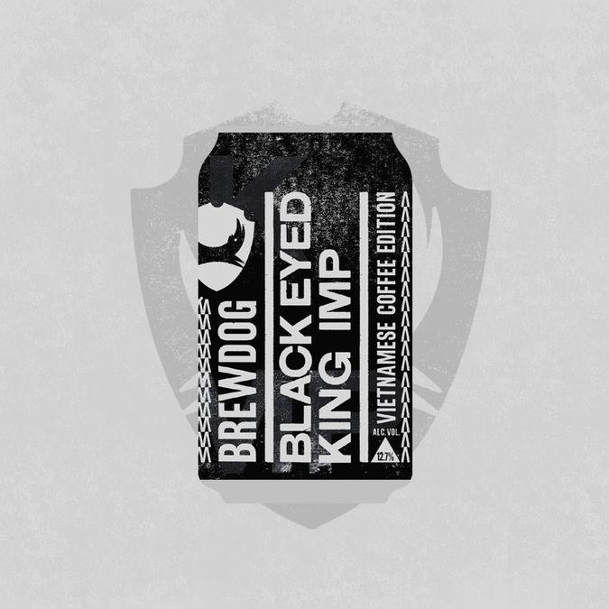Black Eyed King Imp Cans