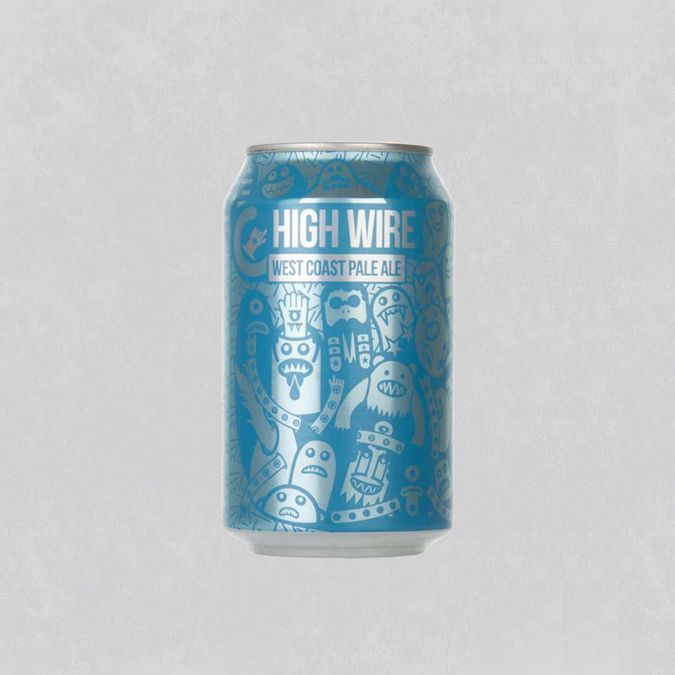 Magic Rock - High Wire Cans