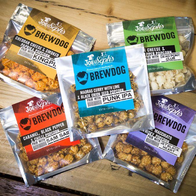BrewDog / Joe&Seph's Beer Popcorn