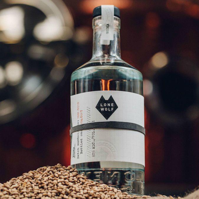 LoneWolf - Vodka