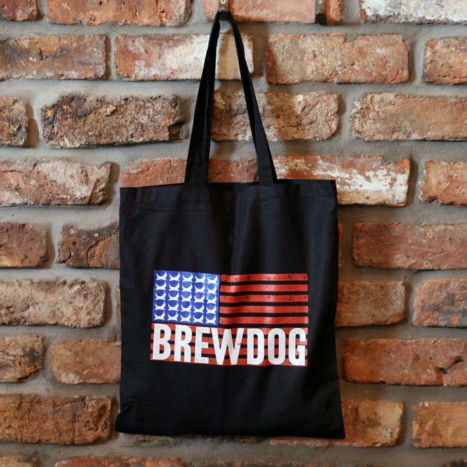 BrewDog USA Flag Tote