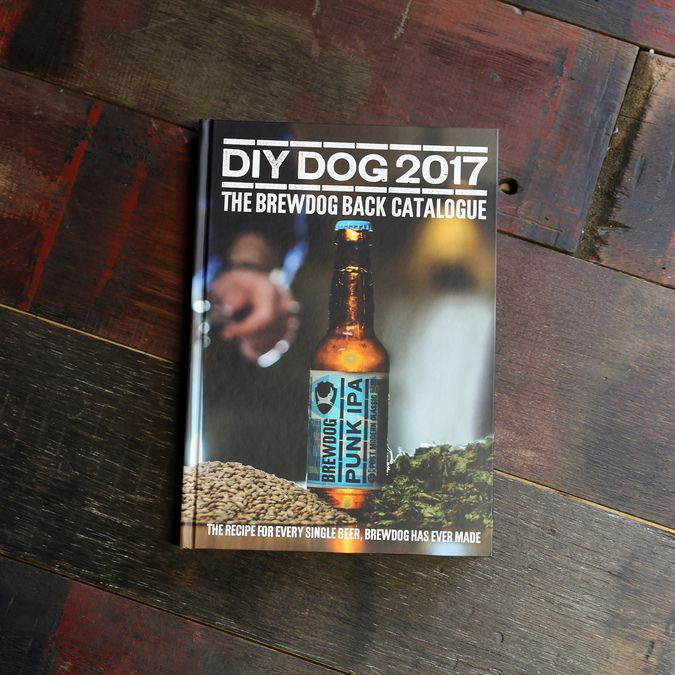 DIY Dog 2017 Hardcover